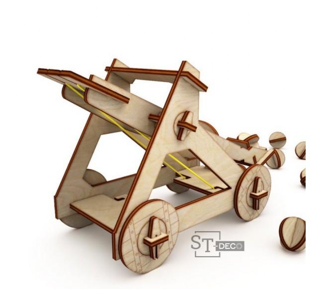 Žaislinė katapulta