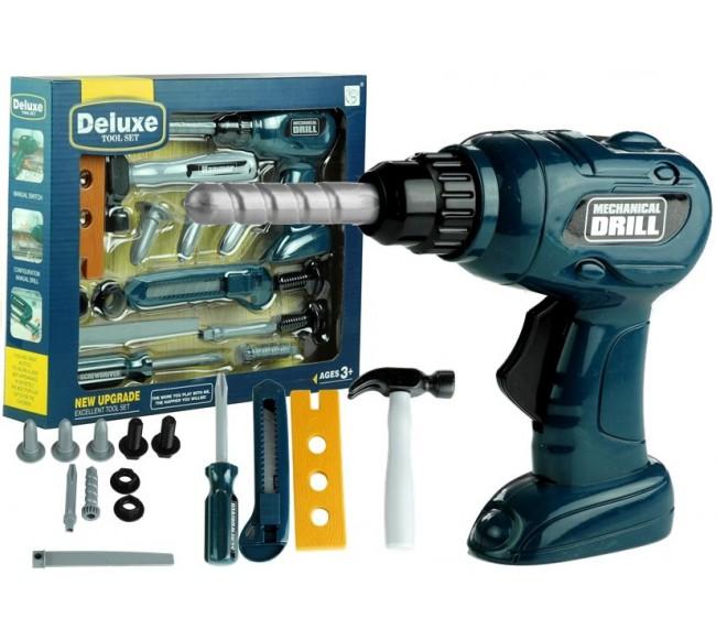 Žaisliniai įrankiai  Deluxe...