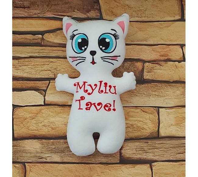 "Kačiukas ""Myliu Tave"""