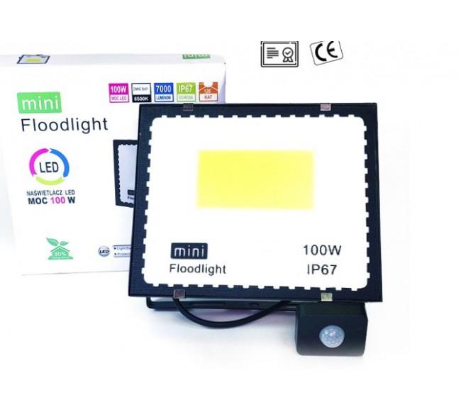LED šviestuvas 100w su...