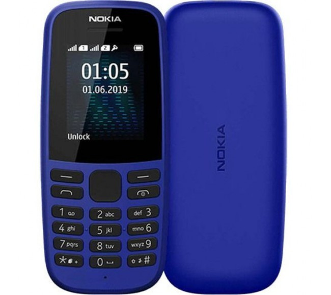 Telefonas NOKIA 105 (2019)