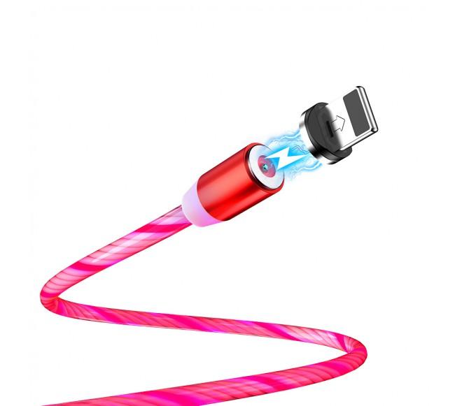 USB/IPHONE šviečiantis...