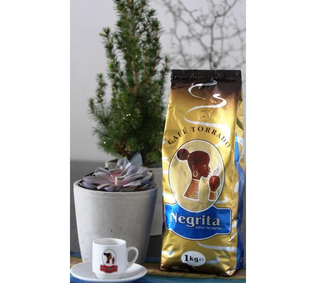 Kavos pupelių mišinys NEGRITA