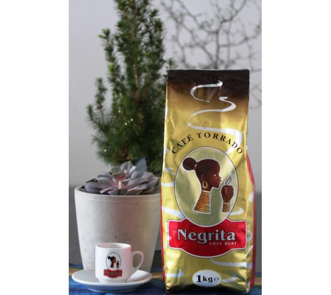 Kavos pupelių mišinys RUBI