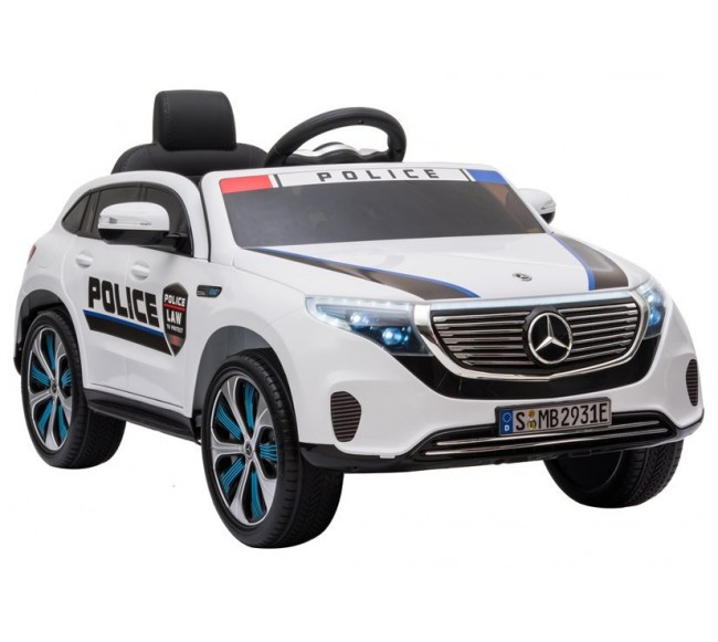 Policijos elektromobilis...