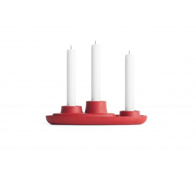 Žvakidė Aye Aye! 3 žvakėms