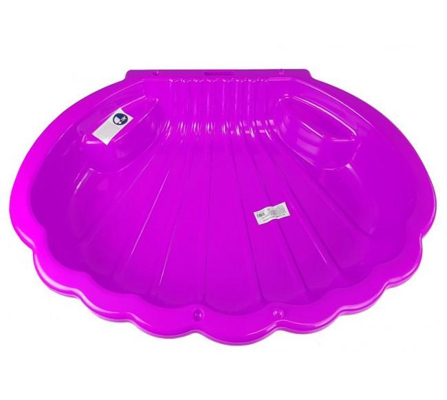 Smėlio dėžė, violetinė