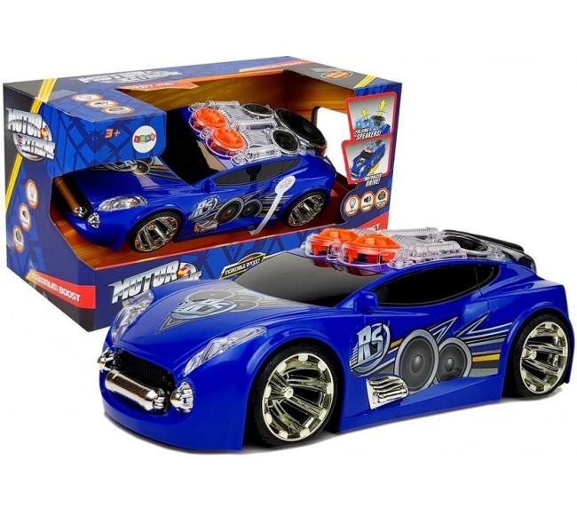 Sportinis automobilis su...