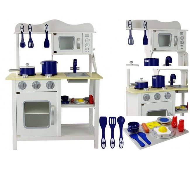 Vaikiška medinė virtuvėlė...