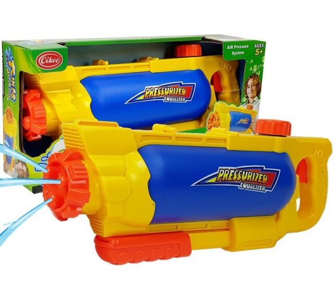Vandens šautuvas...