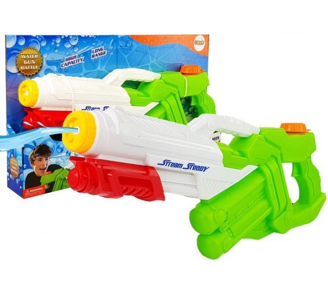 Vandens šautuvas, žaliai...