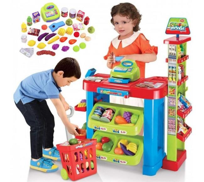 Žaislinė parduotuvė su...
