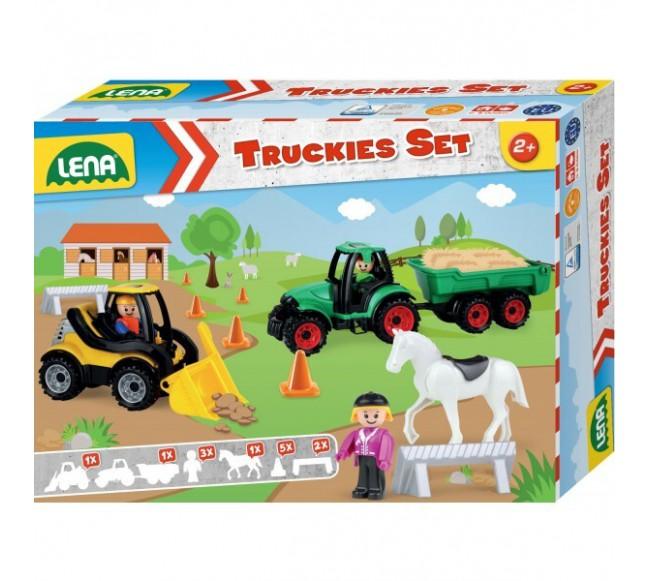 Lena Truckies Fermos...