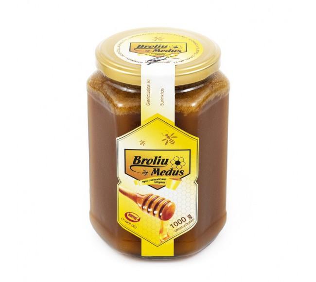 Grikių medus