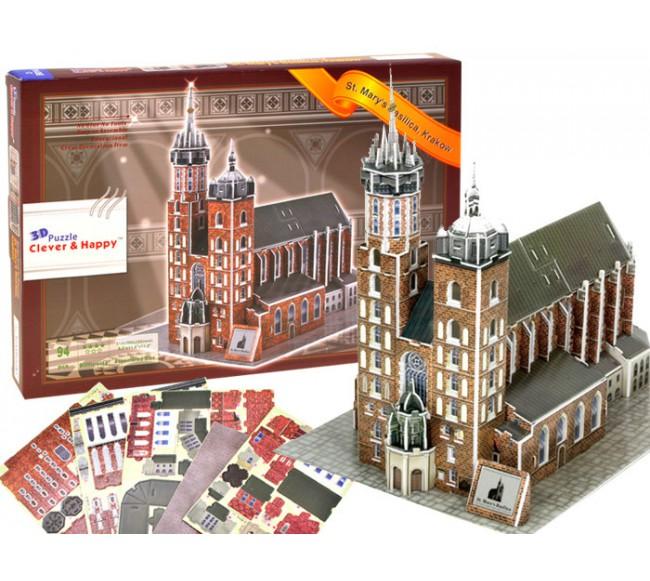 3D delionė bazilika