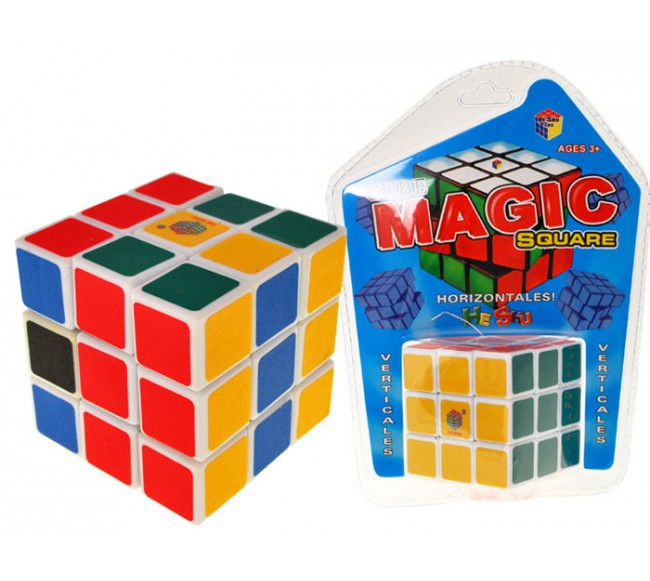 Arkadinis žaidimas - Rubiko...