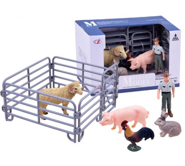 Fermos gyvūnų rinkinys
