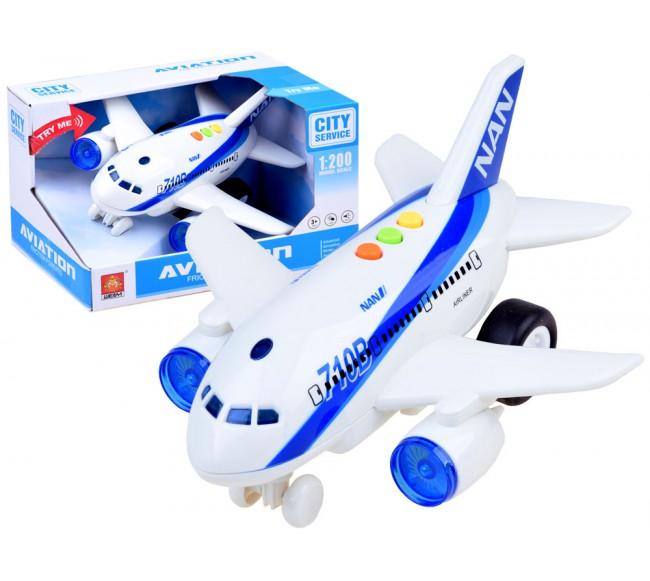 Interaktyvus lėktuvas