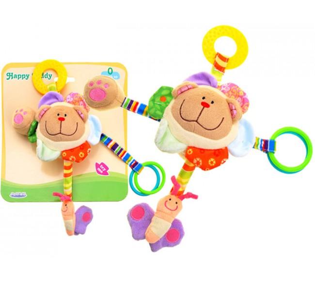 Minkštas žaislas mažyliams