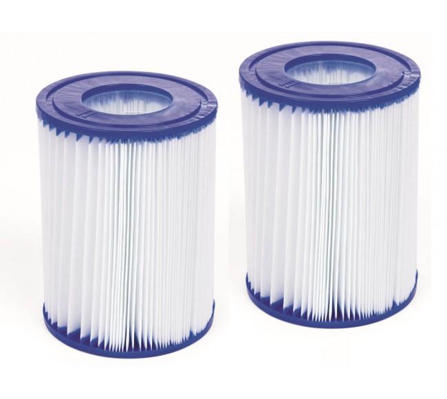 Pakeičiamos vandens filtro...