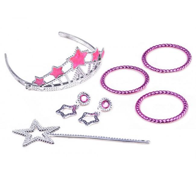 Princesės rinkinys mergaitėms