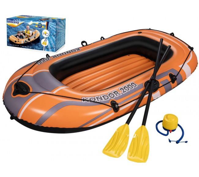 Pripučiama valtis Bestway...